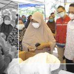 Mulai Daging hingga Elpiji Semua Tersedia di Pasar Murah Pemko Batam, Warga pun Senang