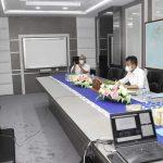 HMR Kupas Pembangunan Batam 2021 – 2026 di Rapat Paripurna Virtual DPRD Batam