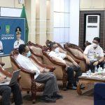 Jefridin Paparkan Capaian Inovasi Batam di Tingkat Nasional ke Pemerintah Pusat