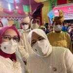 Cerita Wagub Marlin Selfie Bareng Isdianto dan Soerya Usai Hadiri Upacara HUT Kepri